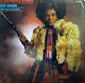 Front Cover Album Various Artists - Cleopatra Jones