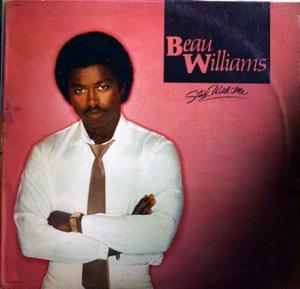 Album  Cover Beau Williams - Stay With Me on CAPITOL Records from 1983