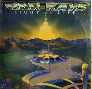 Front Cover Album The Bar Kays - Light Of Life