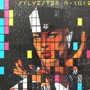 Album  Cover Sylvester - M-1015 on MEGATONE Records from 1984