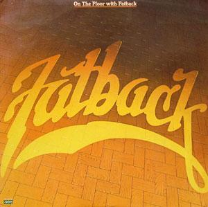 Front Cover Album Fatback - On The Floor With Fatback
