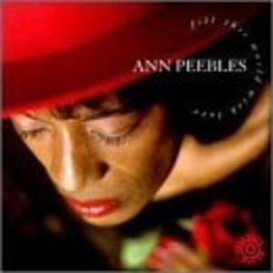 Album  Cover Ann Peebles - Fill This World With Love on BULLSEYE Records from 1996