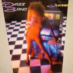 Album  Cover The Dazz Band - Jukebox on MOTOWN Records from 1984