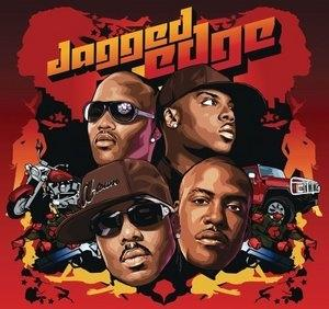 Album  Cover Jagged Edge - Jagged Edge on SONY URBAN MUSIC / COLUMBIA Records from 2006