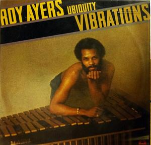 Album  Cover Roy Ayers - Vibrations on POLYDOR Records from 1976