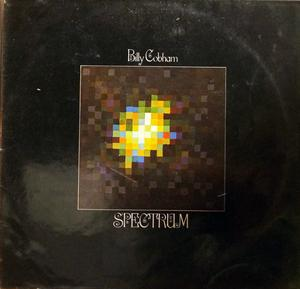 Album  Cover Billy Cobham - Spectrum on ATLANTIC Records from 1973