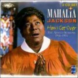 Album  Cover Mahalia Jackson - How I Got Over on COLUMBIA Records from 1976