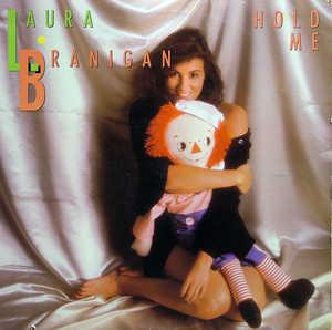 Album  Cover Laura Branigan - Hold Me on  Records from 1985