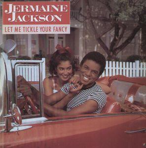 Album  Cover Jermaine Jackson - Let Me Tickle Your Fancy on MOTOWN Records from 1982