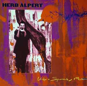 Album  Cover Herb Alpert - Under A Spanish Moon on A&M Records from 1988