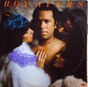 Front Cover Album Roy Ayers - No Stranger To Love