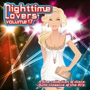 Front Cover Album Various Artists - Nighttime Lovers Volume 17
