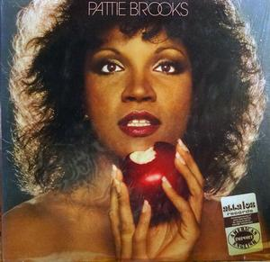 Album  Cover Pattie Brooks - Pattie Brooks on CASABLANCA RECORD & FILMWORKS Records from 1980