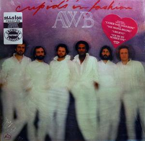 Front Cover Album Average White Band - Cupid's In Fashion