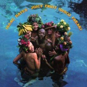 Album  Cover Isaac Hayes - Juicy Fruit (disco Freak) on HBS Records from 1976