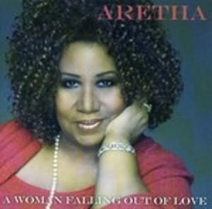 Front Cover Album Aretha Franklin - A Woman Falling Out Of Love