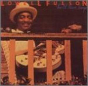 Album  Cover Lowell Fulson - Ol' Blues Singer on GRANITE Records from 1975