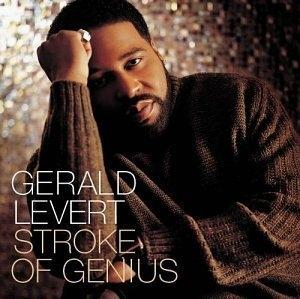 Album  Cover Gerald Levert - Stroke Of Genius on ELEKTRA Records from 2003