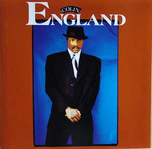Album  Cover Colin England - Colin England on MOTOWN Records from 1991