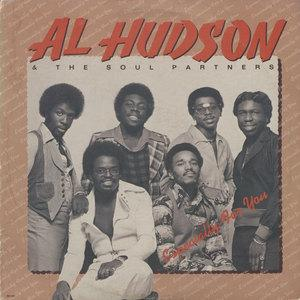 Album  Cover Al Hudson - Especially For You on ABC Records from 1977