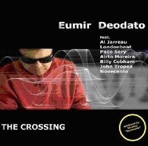 Album  Cover Deodato (eumir) - The Crossing on EXPANSION Records from 2010