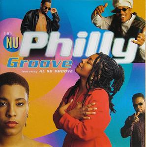 Front Cover Album The Nu Philly Groove - The Nu Philly Groove