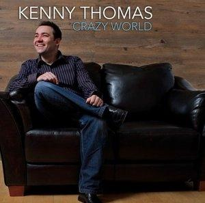 Album  Cover Kenny Thomas - Crazy World on  Records from 2006