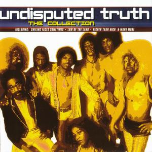 Album  Cover The Undisputed Truth - The Collection on SPECTRUM Records from 2002