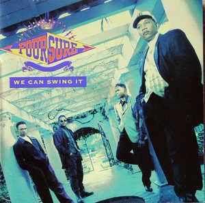 Album  Cover Four Sure - We Can Swing It on RUFF HOUSE Records from 1993