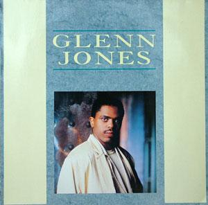 Album  Cover Glenn Jones - Glenn Jones on RCA Records from 1987