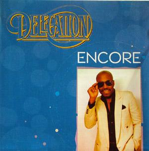 Album  Cover Delegation - Encore on ZYX Records from 1996