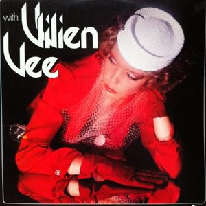 Album  Cover Vivien Vee - With Vivien Vee on BMC Records from 1983