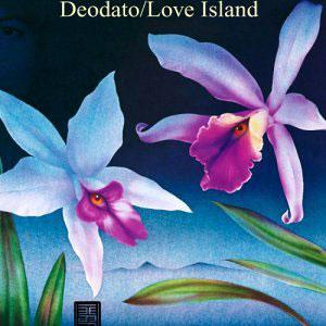 Album  Cover Deodato (eumir) - Love Island on WARNER BROS. Records from 1978