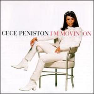 Album  Cover Ce Ce Peniston - I'm Movin' On on A&M Records from 1996