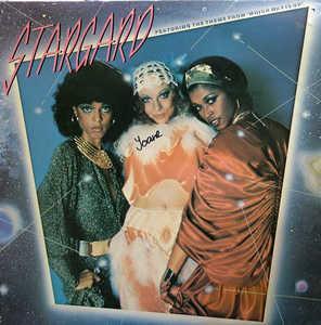 Album  Cover Stargard - Stargard on MCA Records from 1978