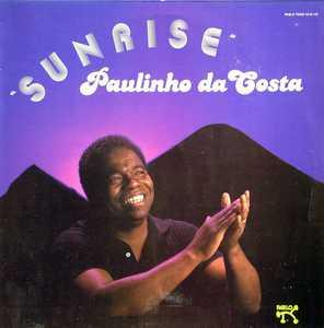 Album  Cover Paulinho Da Costa - Sunrise on PABLO Records from 1984