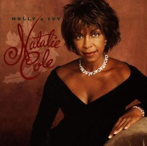 Album  Cover Natalie Cole - Holly And Ivy on ELEKTRA Records from 1994