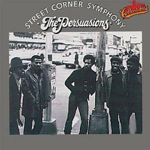 Album  Cover The Persuasions - Street Corner Symphony on CAPITOL Records from 1972