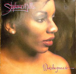 Album  Cover Stephanie Mills - What'cha Gonna Do With My Lovin'? on 20TH CENTURY-FOX Records from 1979