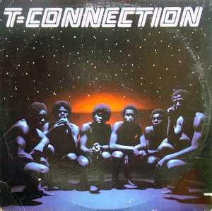Album  Cover T-connection - T-connection on DASH Records from 1978