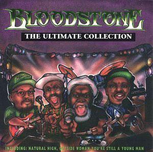 Front Cover Album Bloodstone - The Ultimate Collection