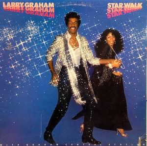 Album  Cover Larry Graham And Graham Central Station - Star Walk on WARNER BROS. Records from 1979