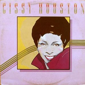 Album  Cover Cissy Houston - Think It Over on PRIVATE STOCK Records from 1978