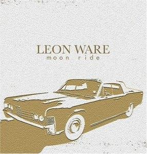 Album  Cover Leon Ware - Moon Ride on STAX Records from 2008