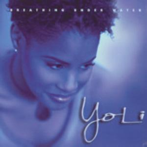 Front Cover Album Yoli - Breathing Under Water