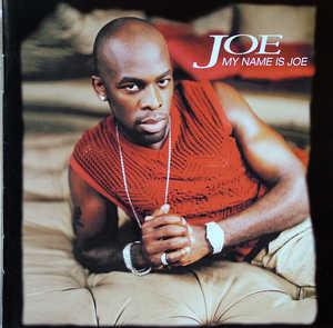 Album  Cover Joe - My Name Is Joe on JIVE Records from 2000