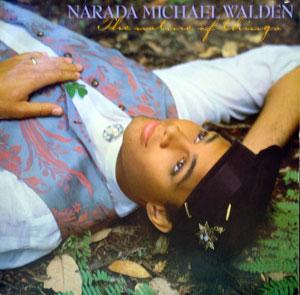 Front Cover Album Narada Michael Walden - The Nature Of Things