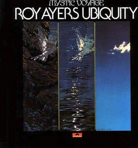 Album  Cover Roy Ayers - Mystic Voyage on POLYDOR Records from 1975