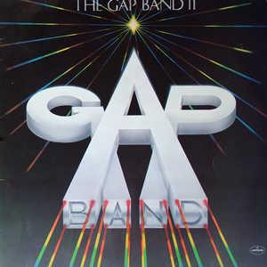 Front Cover Album The Gap Band - The Gap Band II