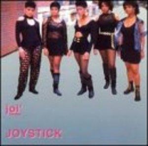 Album  Cover Joi' - Joystick on REVOLUTION (ICHIBAN) Records from 1993
